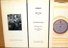 MHS-1335 Sir Edward Elgar BOULT Symphony #2 (Reissue of LYRITA SRCS-40)