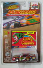 JOHNNY LIGHTNING RACING DREAMS LUCKY CHARMS CEREAL RR