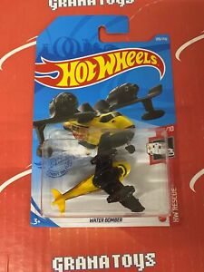 Water Bomber #205 2/10 Rescue 2021 Hot Wheels Case L