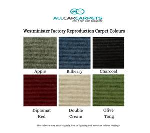 Morris Mini Cooper S Mark 1 Australian Reproduction Westminster Carpet kit