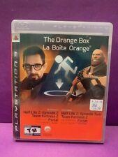 The orange box Playstation 3