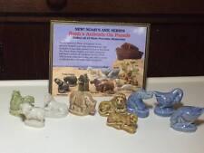 Wade Noahs ark figurines made in England