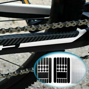Bike Gear Chain Stay Protector Bergamont W behind Chain Protection