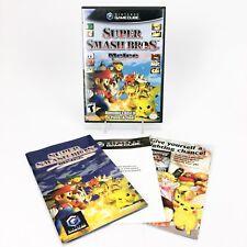 A02 Super Smash Bros. Melee (Nintendo GameCube, 2001) NO GAME