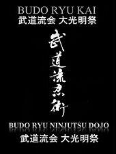 Budo Ryu Kai Taikai DVD #5 - 2009 Daikomyosai - Ninja, Ninjutsu, Ninpo