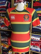 Rugby Shirt Queen Victoria School M Scotland Canterbury Jersey Dunblane Stirling