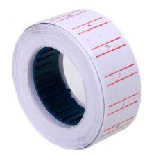 10 Rolls Retail Label Paper for Mx-5500 Pricemaker Gun Labeller Tagging Supply