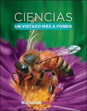 Science, A Closer Look, CIENCIAS: Un Vistazo Mas A Fondo: Spanish Student Editio