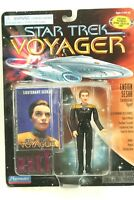 "NEW *Sealed* STAR TREK Voyager Playmates 5"" Figure ENSIGN SESKA Skybox Card"