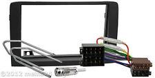 FIAT IDEA LANCIA MUSA PANNELLO radio auto telaio di montaggio doppio 2 DIN adattatore ISO