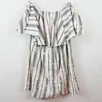 MISA Los Angeles | Womens Embroidered Dress NEW  [ Size XS or AU 8 / US 4 ]