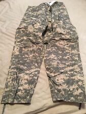 NEW US Army ACU Gen III Level 6 Gore Tex Pants Trouser Large Regular