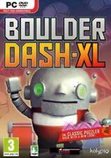 BOULDER DASH XL PC DVD NEW SEALED GAME