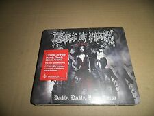 Cradle of Filth - Darkly  Darkly    Venus Aversa CD 2013 new  / sealed