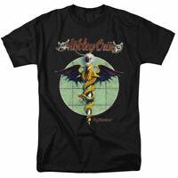 Motley Crue Dr. Feelgood T Shirt Licensed Rock n Roll Doctor Nikki Sixx Black