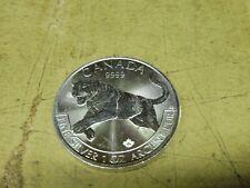 Kanada , 2016 , 5 $ , 1 Unze Silber , Puma