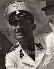 1936 Vintage 11x14 OLYMPICS Germany MILITARY OFFICER Photo Gravure By PAUL WOLFF