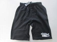 "Atticus-Para Hombre Philli Skate Pantalones Cortos-Negro-Talla 28"" Cintura (Blink 182/ave muerta)"