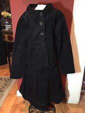 Strasburg Girls Sz. 10 Holiday Portrait Corduroy Jacket & Skirt Set LN + Blouse!