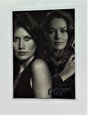 James Bond Quotable Villains & Vixens Chase Card UK9