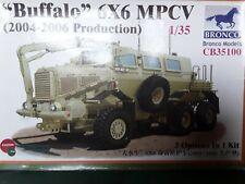 Bronco 1/35 Buffalo 6x6 MPCV (2004-2006 Production) # CB35100