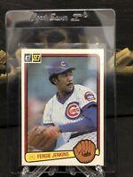 💦 Original 1983 Donruss #300 Fergie Jenkins Chicago Cubs Hall Of Fame 💦