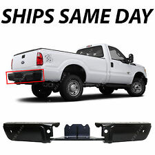 NEW Primered - Steel Rear Bumper for 2008-2016 Ford F250 F350 Super Duty W/ Park