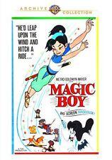 MAGIC BOY (1959 animation)  Region Free DVD - Sealed