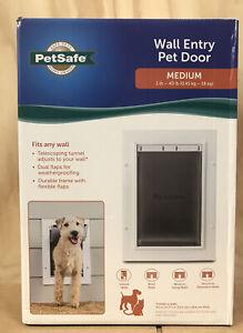 PPA00-16943 Wall Entry Pet Door Medium🐶💜