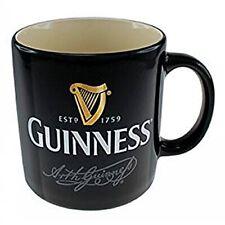 Guinness Contemorary Negro Taza de Cerámica (Sg) + Gratis Regalo