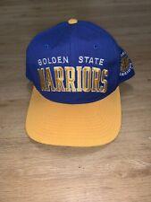 Vintage Golden State Warriors Starter Arch Hat