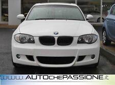 Paraurti anteriore BMW Serie 1 3/5 porte ABS  E87 04>11 M Tech sensori si e no