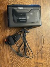 Ge Am/Fm Stereo Radio Cassette Player 3-5493A Walkman parts only