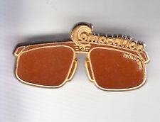 RARE PINS PIN'S .. TENNIS ROLAND GARROS LUNETTES COMPETITION CARL ZEISS ALC.~CP