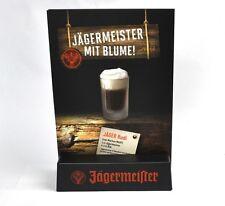 Jägermeister Tischaufsteller Menü Speisekarten Halter Ständer