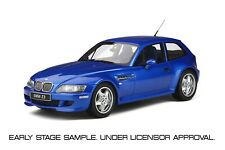 BMW Z3 M Sport Coupe 3.2 Roadster Estoril Blue Metallic 1999 Otto Mobile OT318