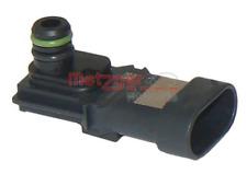 Sensor, Saugrohrdruck für Gemischaufbereitung METZGER 0906045