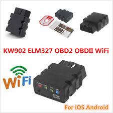ELM327 KW902 ODB2 OBDII Car Code Reader WiFi Scanner Engine Diagnostic Scan Tool