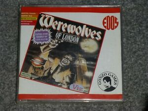Werewolves of London for Amstrad