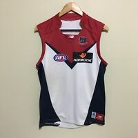 Melbourne Demons New Balance AFL 2011 Clash Football Guernsey Mens Small