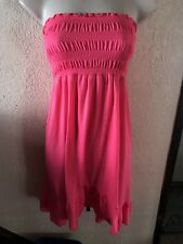 Swim Suit Cover Up Small Arizona Pink