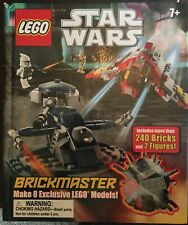 Lego Star Wars Brickmaster 240 Bricks & 2 Figures
