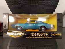 1969 Dodge Charger R/T ERTL Diecast 1:18