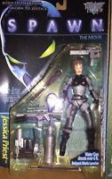 McFarlane Toys SPAWN THE MOVIE, Jessica Priest Action Figure, Factory Sealed