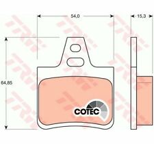 TRW Brake Pad Set, disc brake COTEC GDB1247