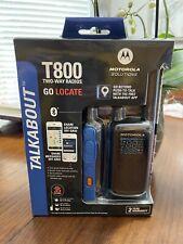 Motorola T800 Two-Way Talkabout Radios