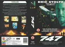 747, Eric Stoltz Video Promo Sample Sleeve/Cover #13799