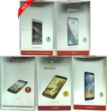 NEW ZAGG Invisible Shield Screen Glass Screen Protector for LG Models