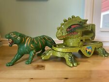 Masters of the Universe Dragon He-Man Walker and Battle Cat