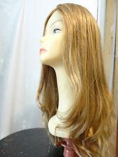 "European Multidirectional 22"" Wig Straight Sheitel Dirty Blonde 16-10 Stretch"